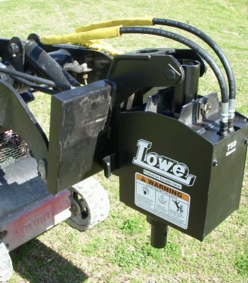 Lowe 750 Hex Auger Drive