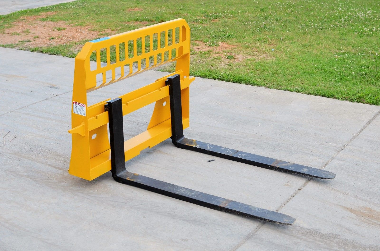 Extreme Duty Pallet Fork Frame with 48