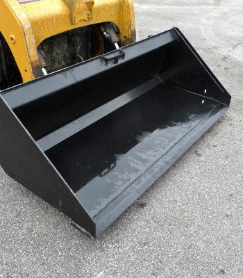72 inch Low Profile Smooth Bucket