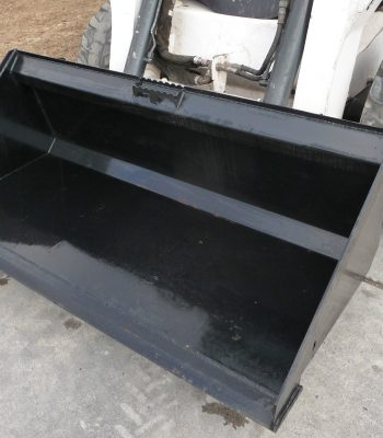 66 inch Low Profile Smooth Bucket
