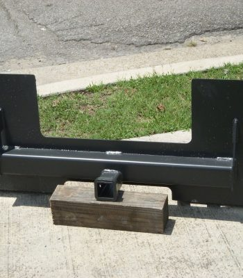 Trailer Hitch Receiver Mount Plate