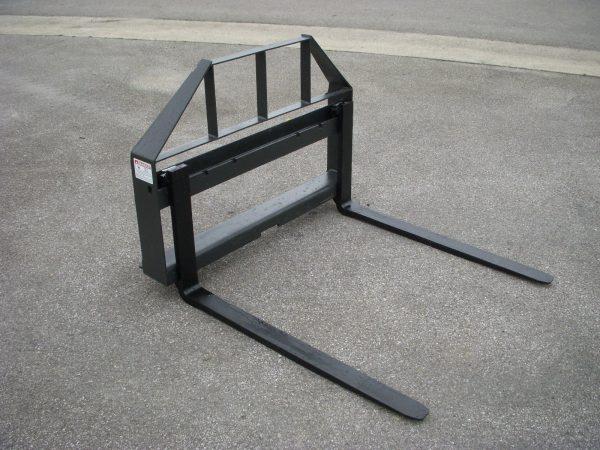 42 inch Light Duty Pallet Forks