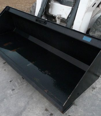 84 inch Low Profile Smooth Bucket