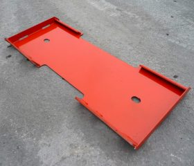 Skid Steer Kubota Quick Attach Mount Weld Plate - Free Shipping