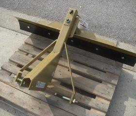 5' A & B Equipment Economy Grader Blade