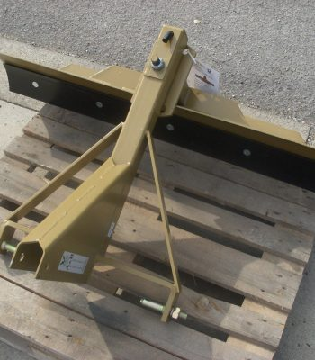 5 foot A & B Equipment Economy Grader Blade