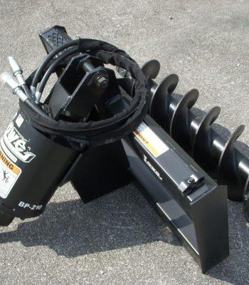 Hex Auger with 18 inch Hex Bit