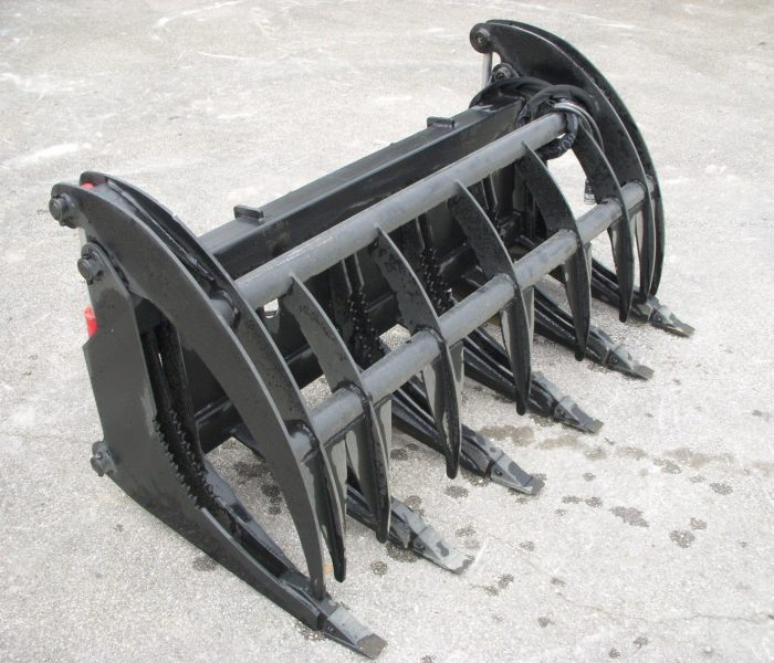 66 inch Root Rake Clam Grapple
