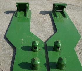 Mounting Brackets For John Deere Tractor Loader – Free Shipping