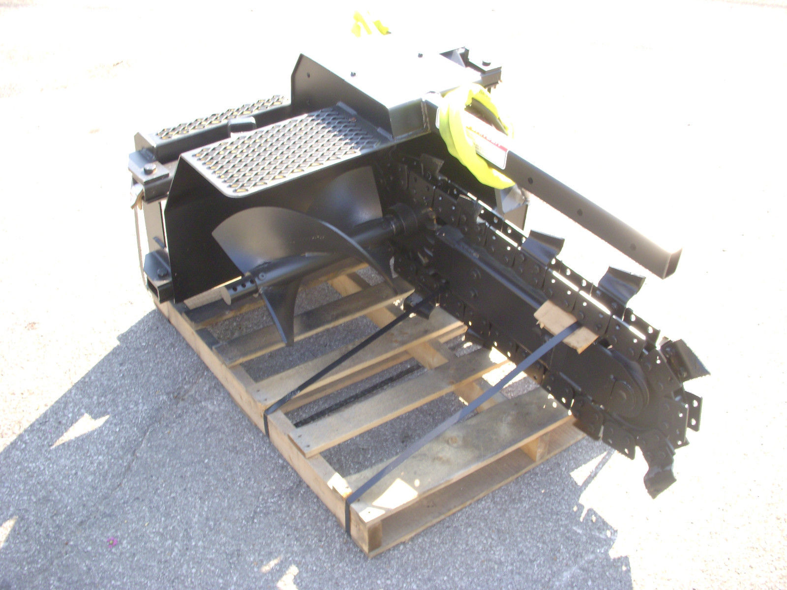 Lowe Xr 21 24 Quot X 6 Quot Trencher Skid Steer Attachment Depot