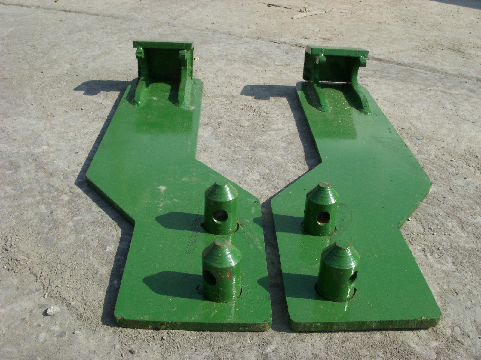 John Deere Mounts : Mounting brackets for john deere tractor loader free