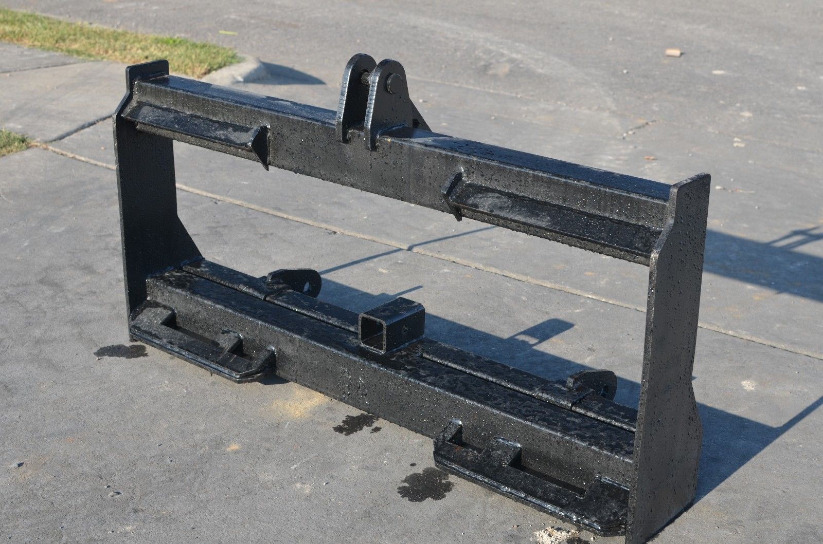 American Tire Depot >> Skid Steer to 3 Point Hitch Adapter Conversion - Skid Steer Attachment Depot