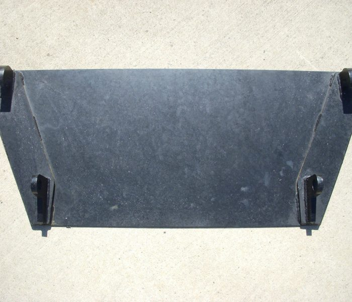 Global Quicke, Euro Tractor -Mounting Blank Plate