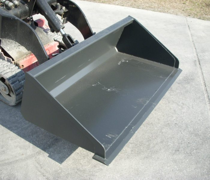 48 inch Low Pro Smooth Bucket