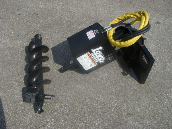 Lowe 750 Auger Drive 9 inch Bit