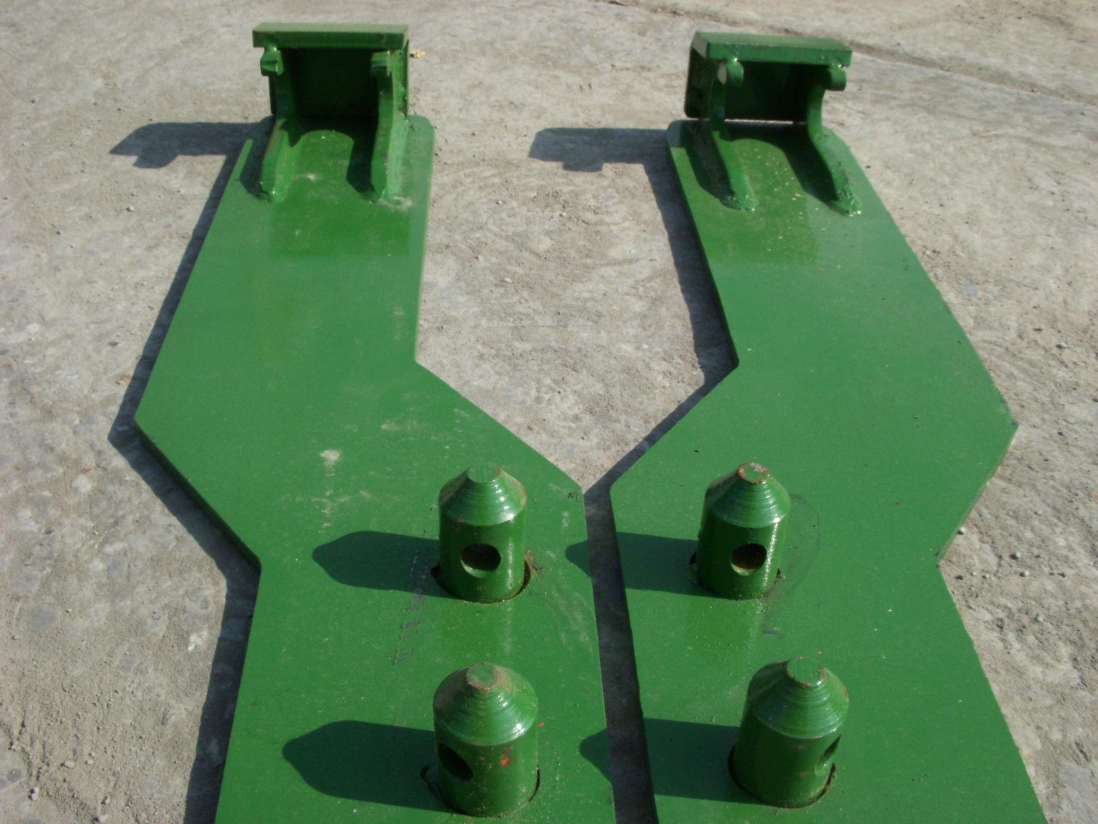 Mounting Brackets For John Deere Tractor Loader Free