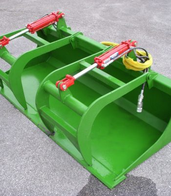 Solid Bottom Bucket Grapple