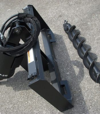 Lowe BP210 Hex Auger 6 inch Bit