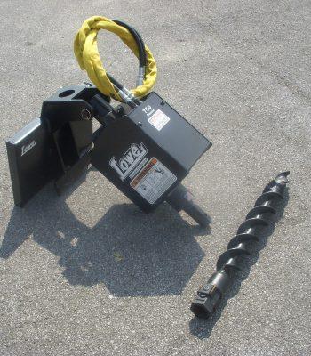 Lowe 750 Auger Drive 4 inch Bit