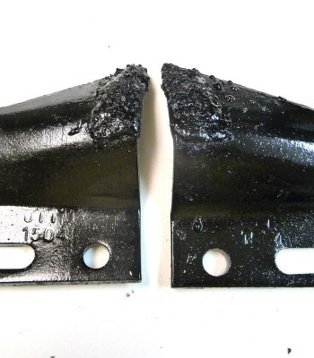 Skid Steer Trencher Replacement Teeth Tooth Cup Cutter