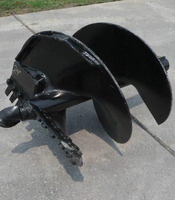 24 inch Round Auger Bit- Lowe