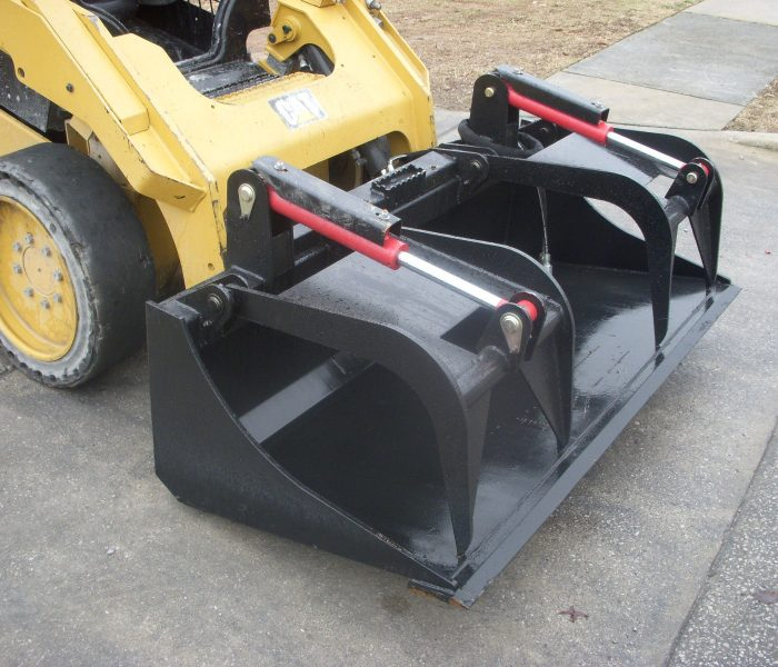 72 inch Heavy Duty Bucket Grapple