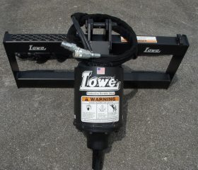 Lowe BP210 Hex Auger Unit