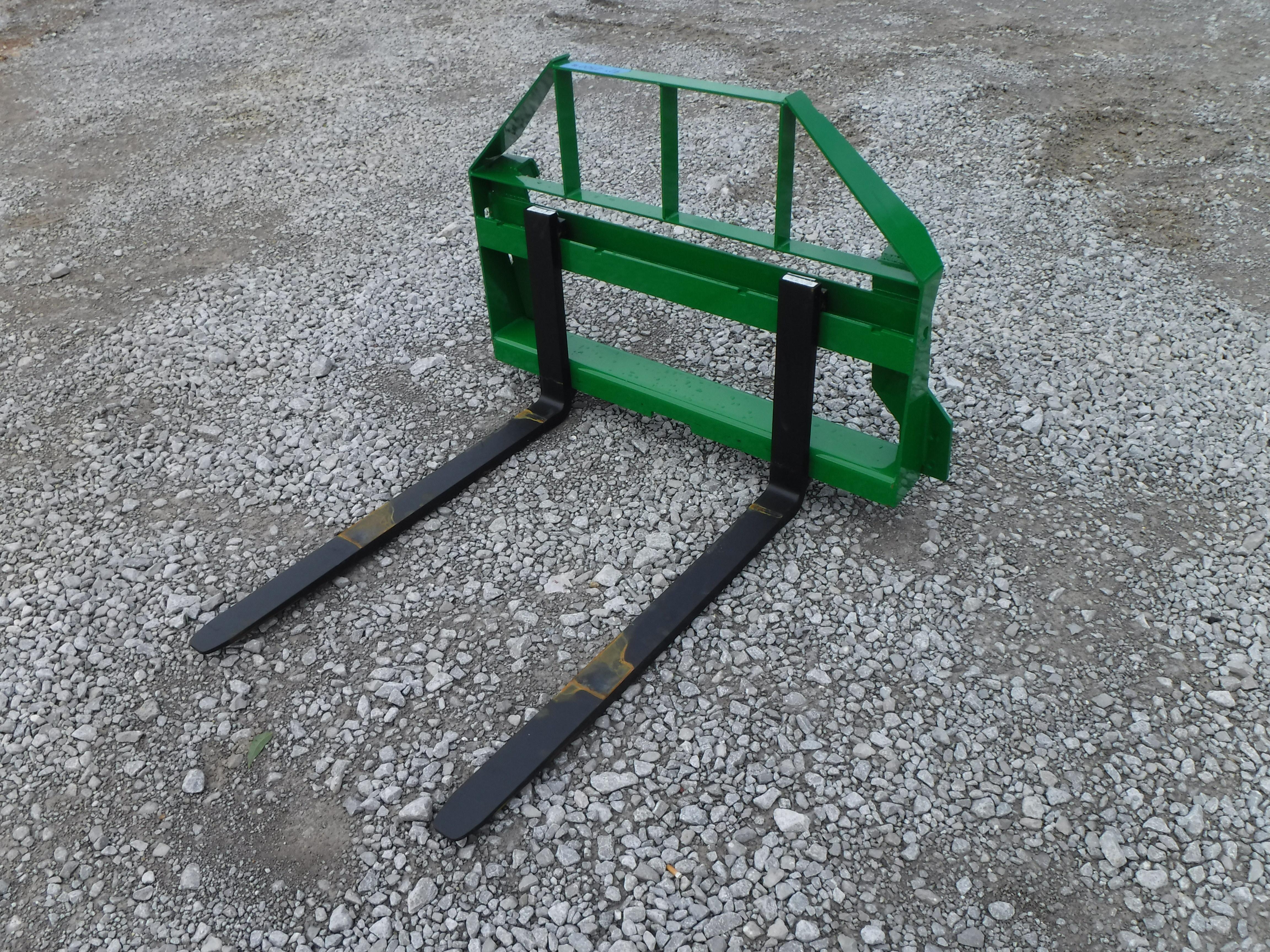 John Deere Tractor Loader Attachment - Light Duty 42