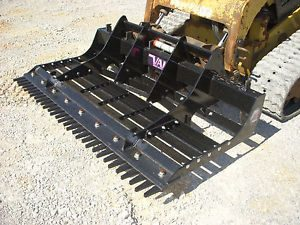 Vail 79 inch land planer attachment