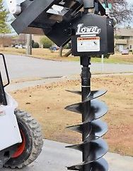 Lowe 750 Classic Hex Auger with 18