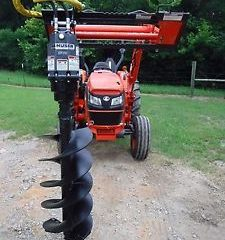 Danuser EP 10 Hex Auger with 18