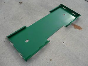 John Deere Compact Tractor Loader Skid Steer Mount Weld Plate - Free Shipping