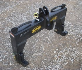 Speeco Category 2 HD Quick Hitch 3 Point Hitch Tractor Attachment