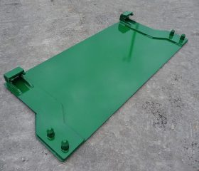 John Deere Tractor Loader Quick Tach Weld On Mounting Plate - Free Ship