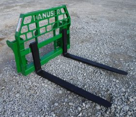 John Deere Tractor 600 700 Series Loader Attachment - 48