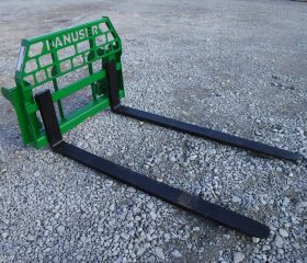 John Deere Tractor 600 700 Series Loader Attachment - 72