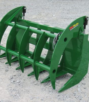Root Rake Clam Grapple